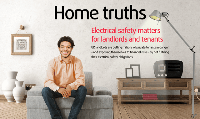 Image: Home Truths Electrical Safety matters for Landlords and Tenants
