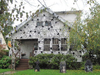 Halloween Outdoor Decoration Creative Ideas