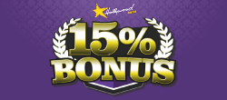 Hollywoodbets 15% Bonus Deposit Promotion - Durban July 2016
