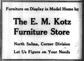 e m kotz furniture store