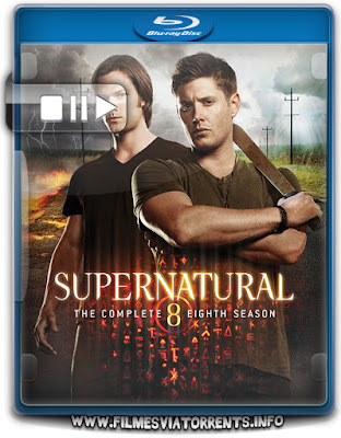Supernatural 8ª Temporada Completa Torrent