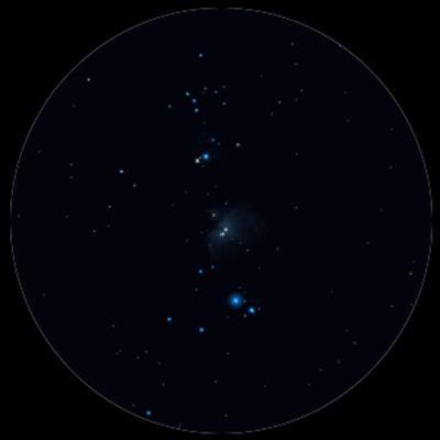 from small telescope orion nebula - photo #27