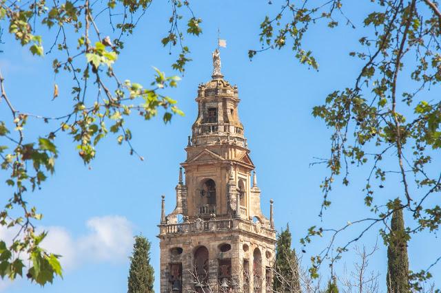 Antigo minarete da Mesquita