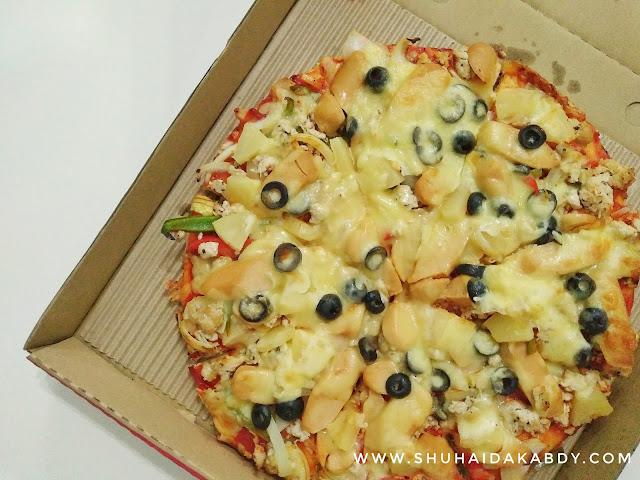 Tapau Makan di Hotel Grand Bluewave Shah Alam