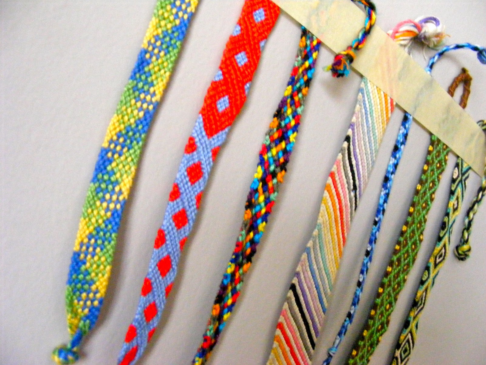 Cool Bracelets To Make At Home