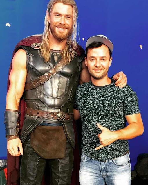 Los nuevos trajes que veremos en Thor: Ragnarok