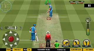 real cricket 17 mod unlimited coin