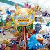 Roda-gigante da Galinha Pintadinha termina nesta terça (18) no TopShopping