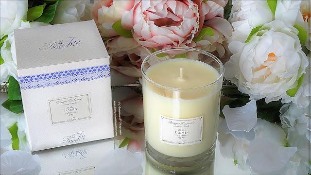 avis bougie jasmin cire et parfum