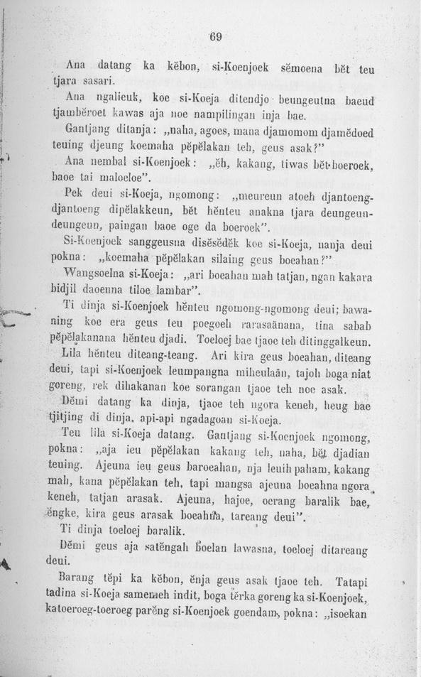 Dongeng Sunda Si Kabayan : dongeng, sunda, kabayan, Kumpulan, Dongeng, Sunda, Kabayan, Carta