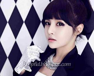 Foto Jeon Boram T-ara di MV Sexy Love