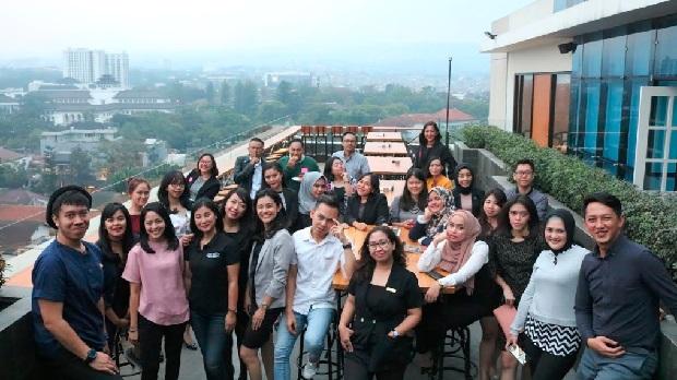 Kepengurusan Baru H3B Siap Harumkan Kepariwisataan Bandung