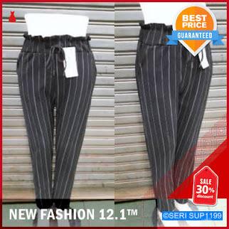 SUP1199C17 Celana Zara Import Stretch Salur Fit BMGShop