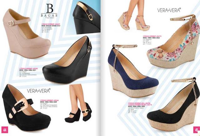 Zapatos impuls  2018 calzados para damas PV : Mexico