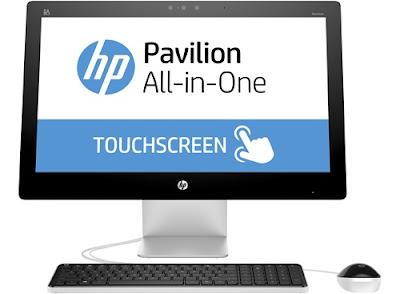 HP Pavilion 23-q101ns