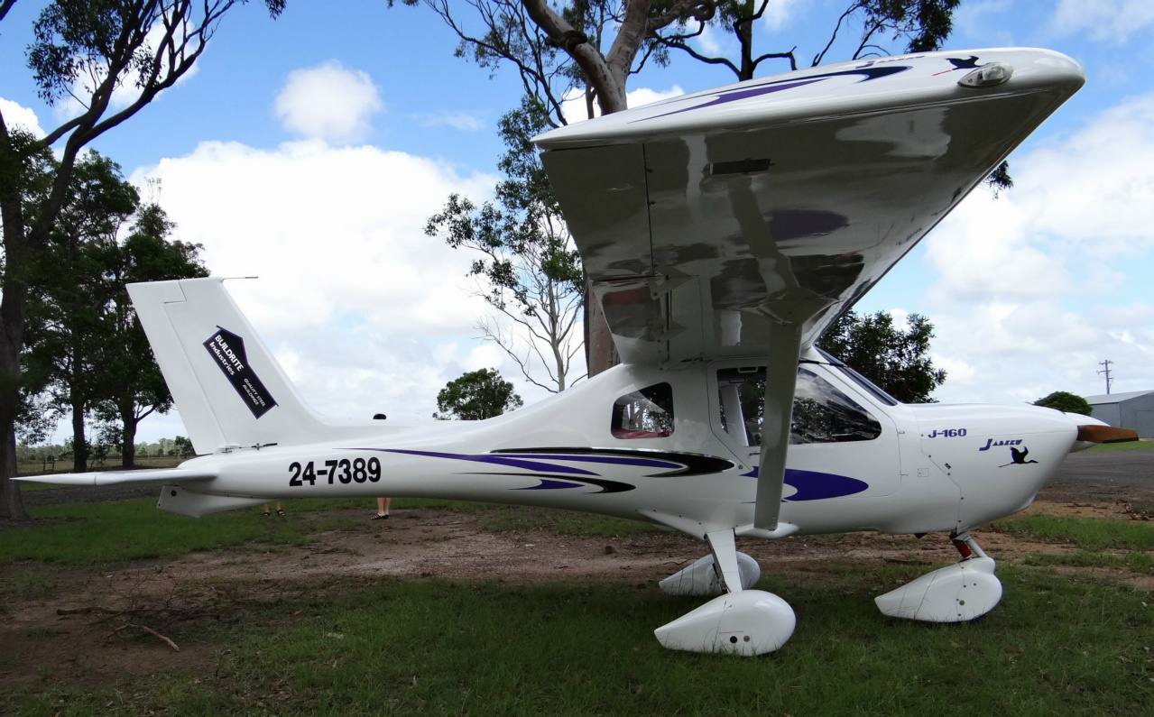 Jabiru aircraft and engines (part 1)