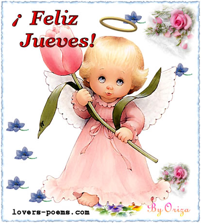angelito Feliz Jueves