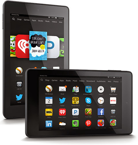 Amazon's Launches Its Fire HD 7 Low-Priced Tablet For The Reader - Web Design and Development Company Nagpur