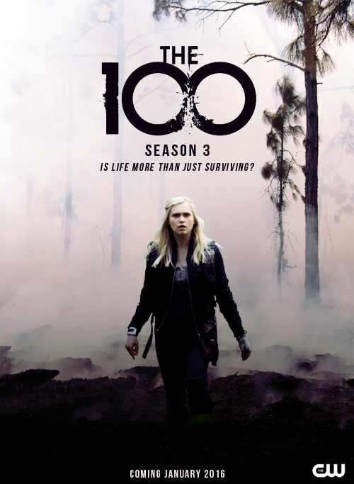 Baixar The 100 3ª Temporada Dublado (2016) WEB-DL 720p Dual Áudio Torrent Download Grátis