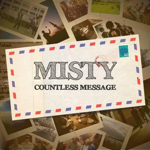 [Album] MISTY – COUNTLESS MESSEAGE (2015.01.14/MP3/RAR)