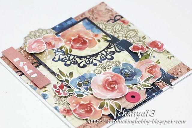 papiery do scrapbookingu -Bold&Glamour
