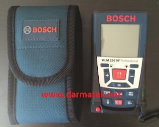 Darmatek Jual Bosch GLM 250VF Professional Laser Meter