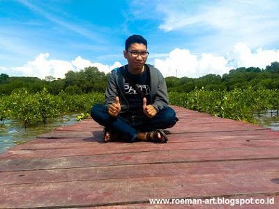 foto mangrove rembang