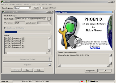 Nokia Phoenix Service Software 2012