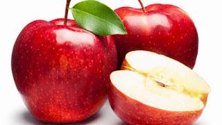 Buah apel ternyata dapat menurunkan berat badan