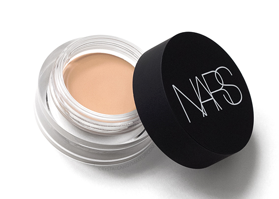 NARS Soft Matte Full Coverage Concealer Vanilla Custard Cannelle Honey Review