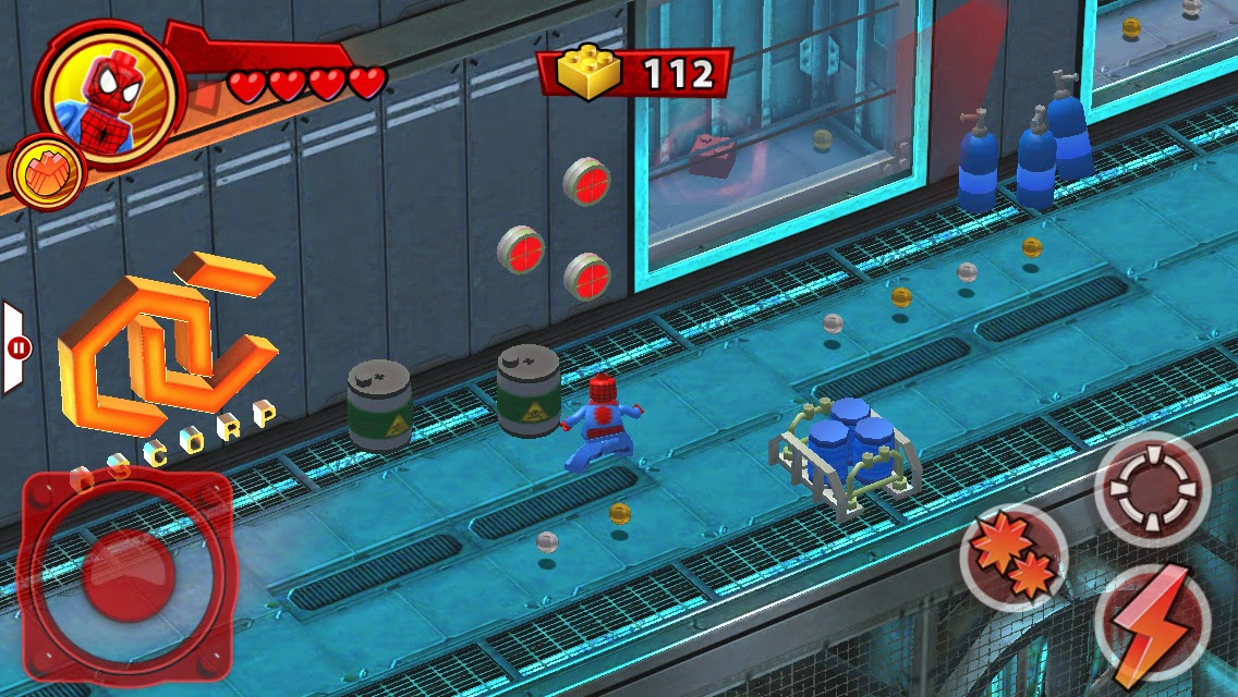 LEGO Marvel Super Heroes MOD APK ~ ANDROOSITE