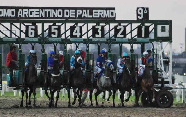 Hipódromo Argentino de Palermo Gateras