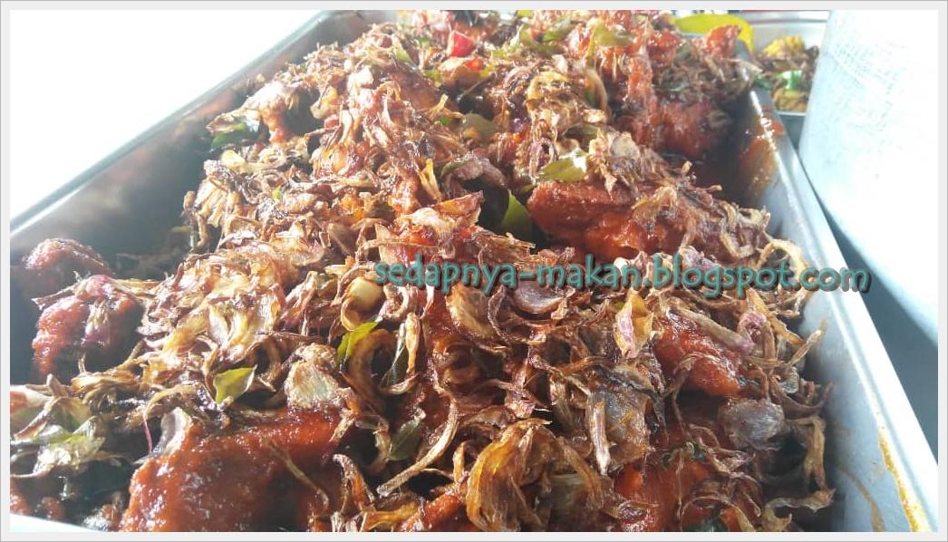 MaKaN JiKa SeDaP: Nasi Kandar To' Kandu, Permatang Pauh (dekat dengan Sekolah Kebangsaan
