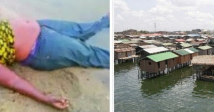 Oh No, Not Again! Lagos Woman Rescued After Jumping Into ...
