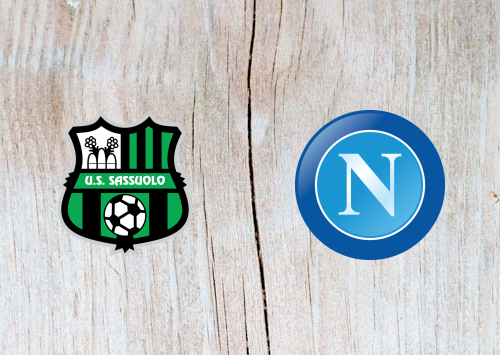 Sassuolo vs Napoli Full Match & Highlights 10 March 2019