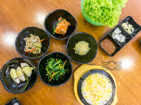 KIM's BBQ Korean Food @ Arena Curve, Bayan Lepas, Penang