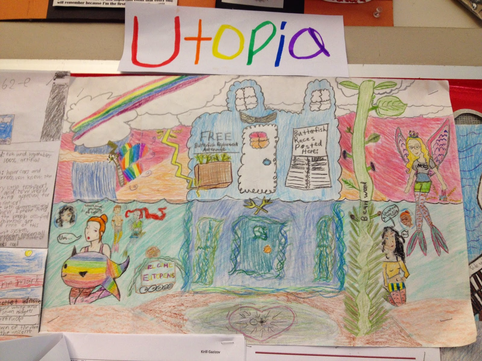 D A T A Scholars Utopian Society Project