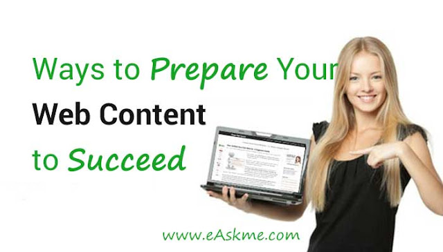 5 Ways to Prepare Your Web Content to Succeed in 2021: eAskme