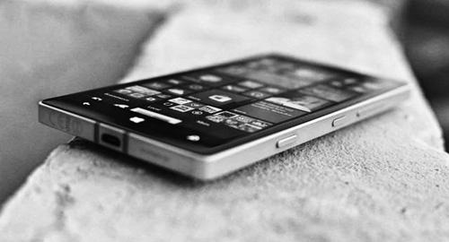 Amoled screen phone