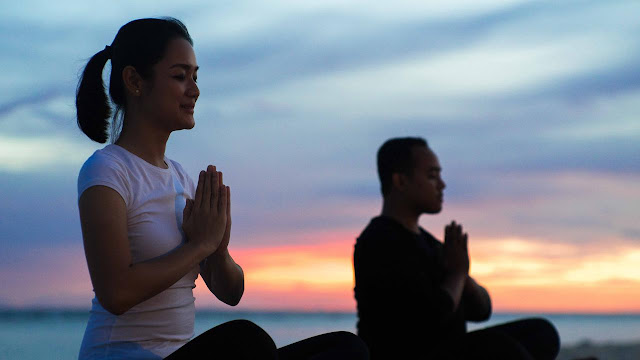Nikmati Earth Hour, Meditasi di Resor Mewah Jadi Pilihan