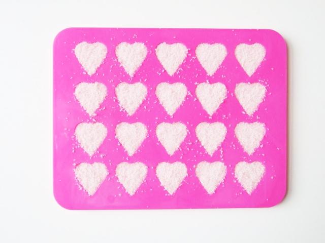 How to make Diy Sugar Cube Hearts