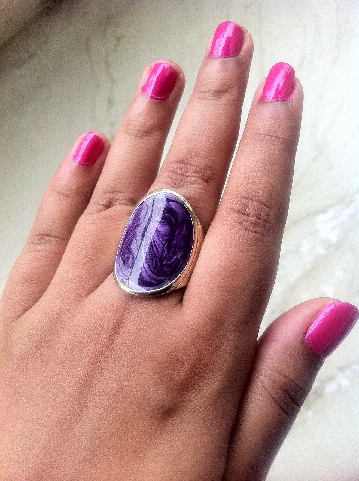 Flirtatious Nails In 2019: Avon's Color Me Pretty Nail Enamel In