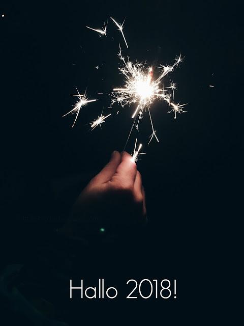 Hallo 2018 oder mein holperiger Start in das neue (Blog)Jahr