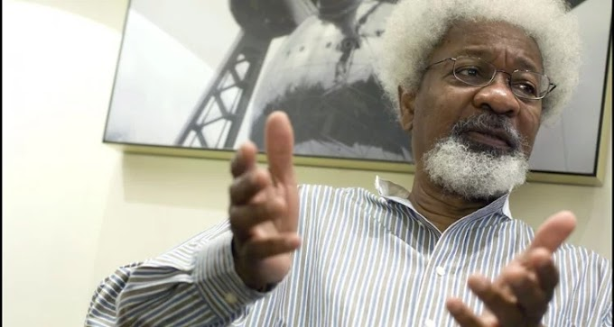 How Soyinka tells EFCC to go after past Nigerian leaders