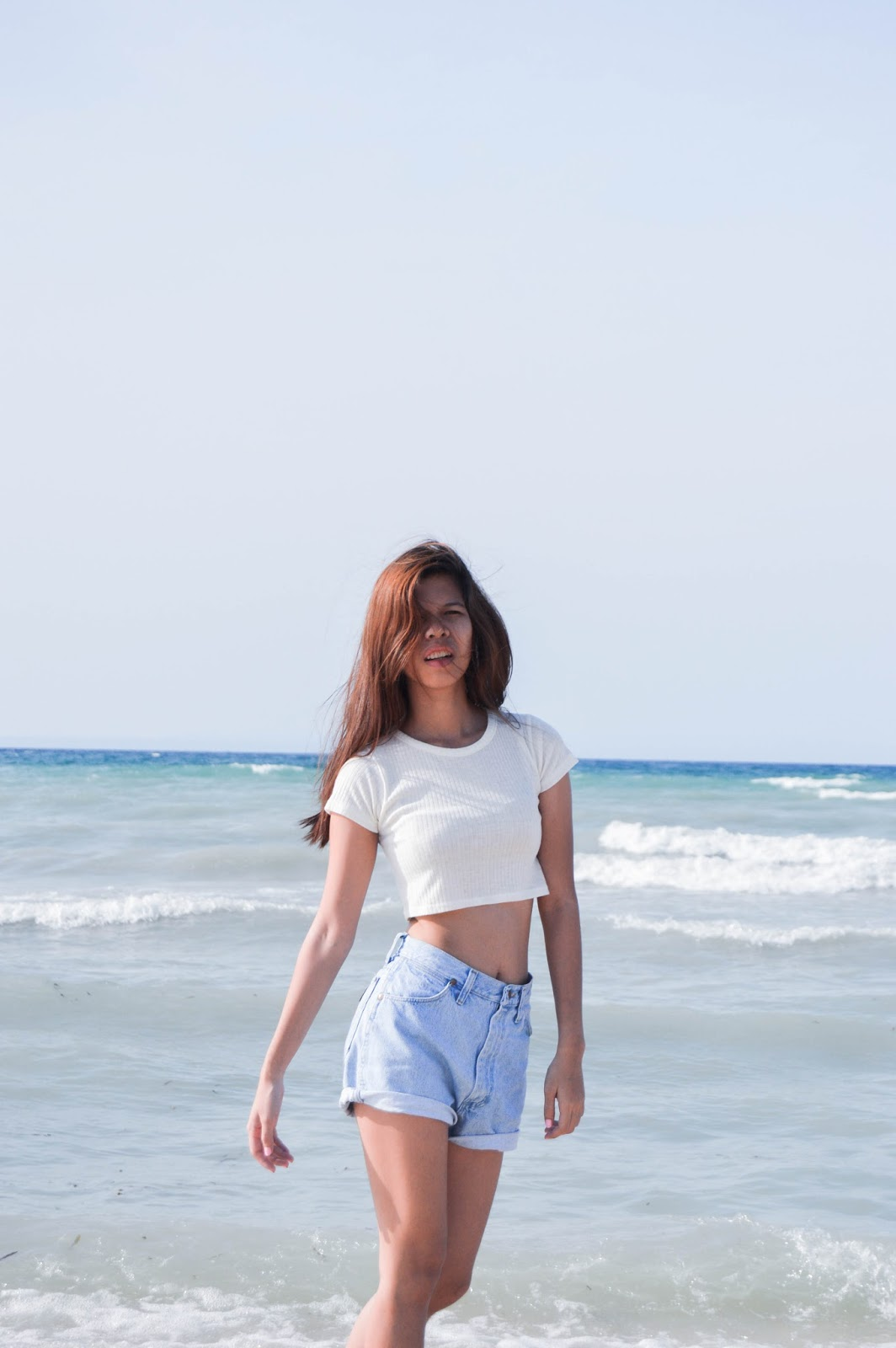 fashion blogger, style blogger, cebu blogger, cebu style blogger, blogger, filipina blogger, cebuana blogger, nested thoughts, katherine cutar, katherine anne cutar, katherineanika, katherine annika, ootd, ootd plipinas, bantayan, bantayan island, topshop, rib knit crop top, crop top, cropped top, rib knit cropped top, wrangler, wrangler ph,