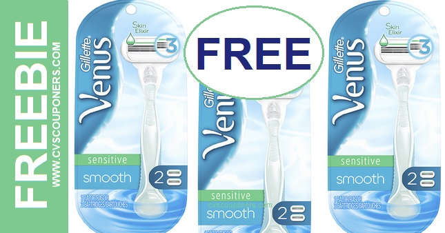 graphic regarding Venus Razors Printable Coupons identify Free of charge Venus Razor CVS Couponers - 4/21-4/27 CVS Couponers