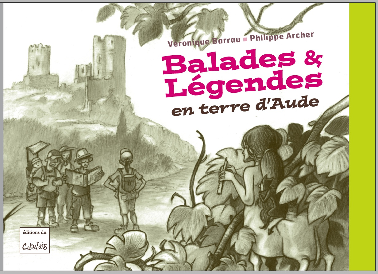 V ronique barrau auteur table ronde les l gendes de l 39 aude - La table ronde carcassonne ...