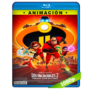 Los Increíbles 2 (2018) Full HD 1080p Audio Dual Latino-Ingles