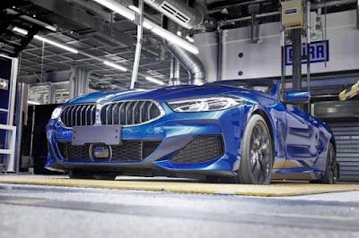 BMW Σειρά 8 Cabrio