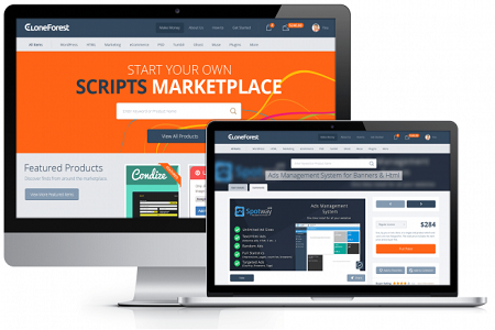 Best Website Clone Scripts | DoubleKlick Designs